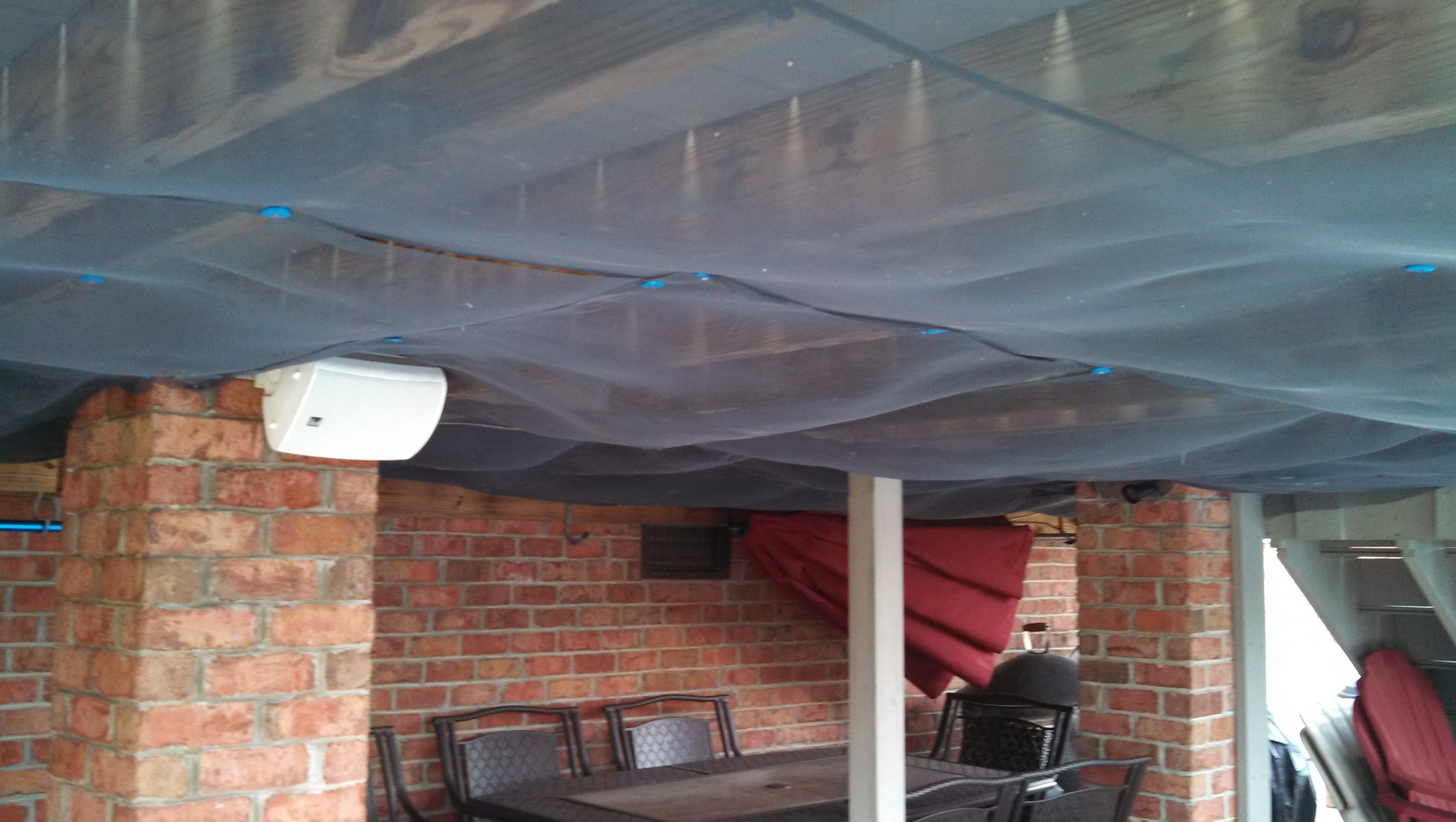 Most Up To Date Outdoor Ceiling Fan Under Deck Within Under Deck Ceiling Waterproof (View 14 of 20)