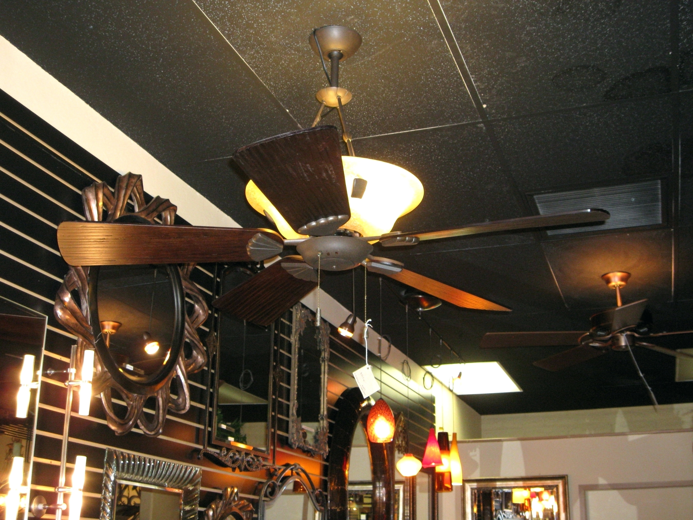 Most Up To Date Outdoor Ceiling Fans With Uplights Inside Ceiling Fans : Indoor Outdoor Ceiling Fan Uplight Kit Ceiling Fan (View 12 of 20)