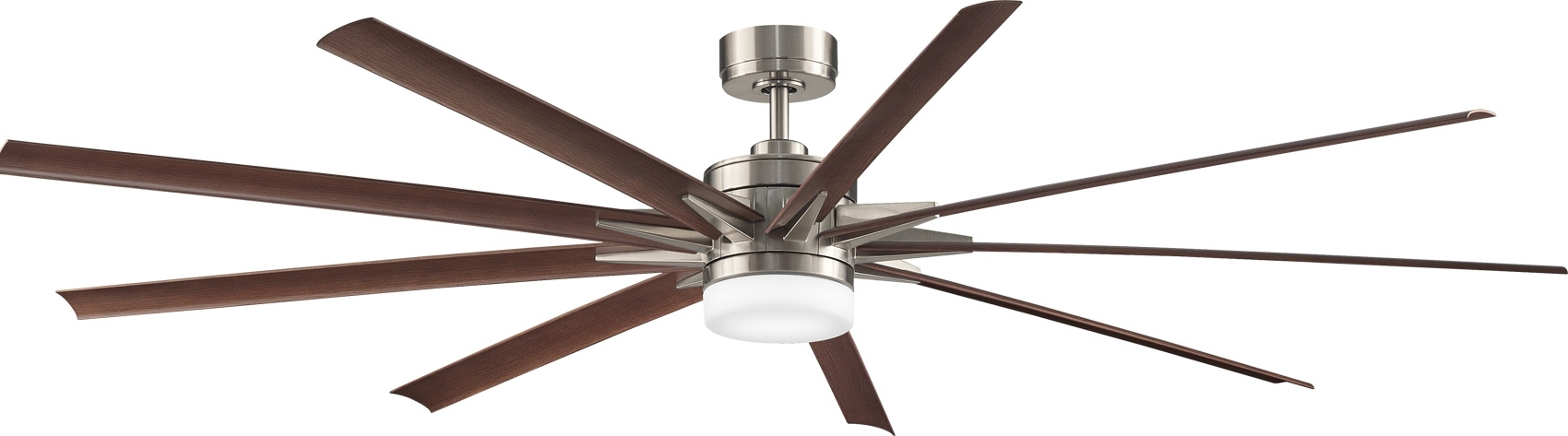 "Odyn 84"" Large Ceiling Fanfanimation Within Famous High Volume Outdoor Ceiling Fans (Gallery 13 of 20)"