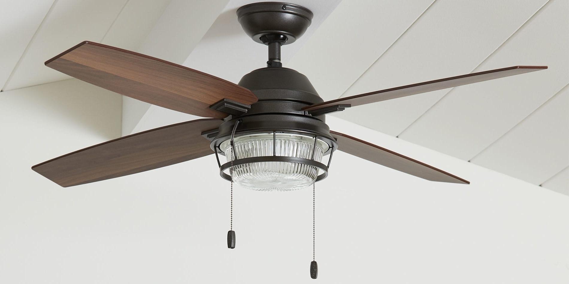 Our Best Lighting Deals Regarding Outdoor Ceiling Fans Under $150 (Gallery 12 of 20)