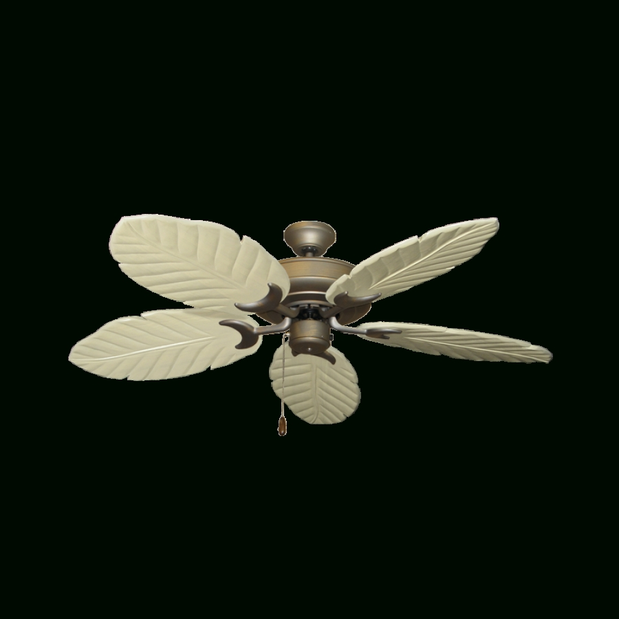 Outdoor Ceiling Fan, Gulf Coast Raindance For Well Known Outdoor Ceiling Fans With Guard (View 12 of 20)
