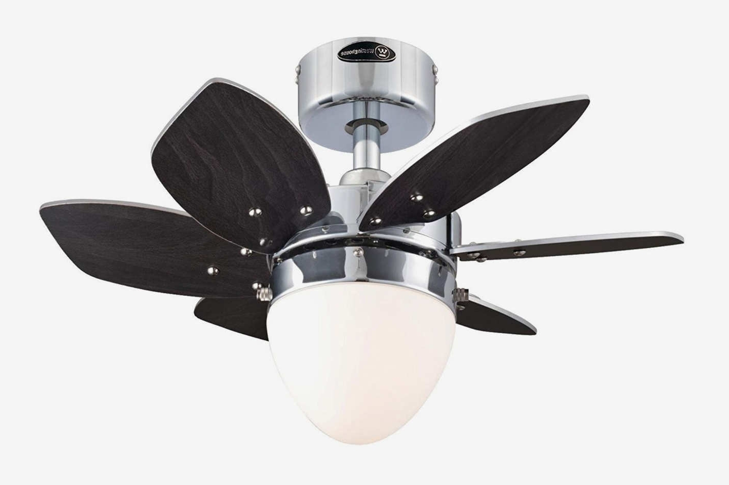 Outdoor Ceiling Fan With Light Under $100 Inside Well Liked The 9 Best Ceiling Fans On Amazon  (View 13 of 20)