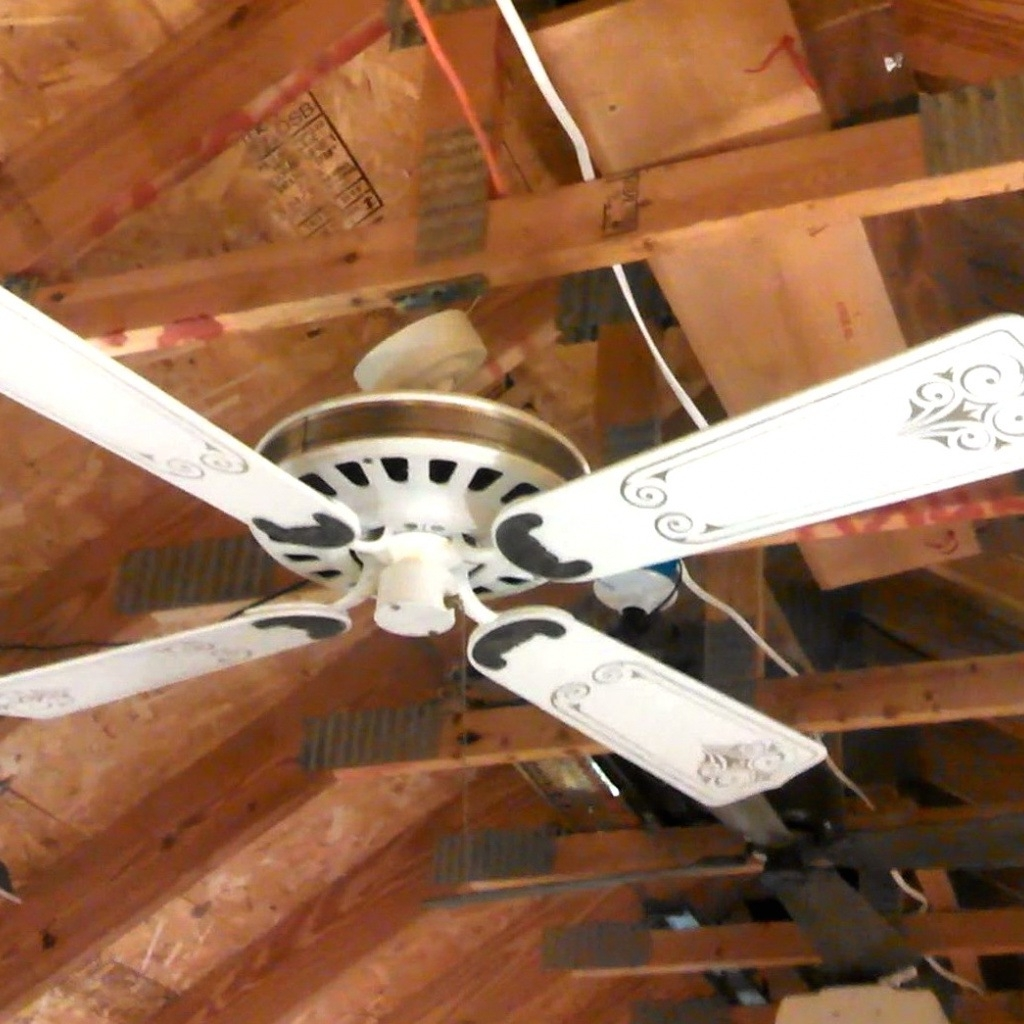 Outdoor Ceiling Fans At Menards For Most Up To Date Interior (View 13 of 20)