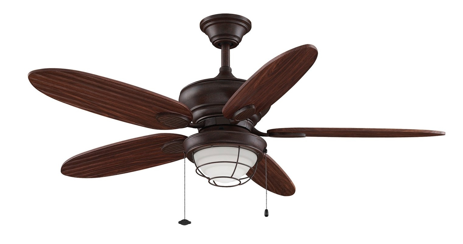 Outdoor Ceiling Fans C Wayfair Ceiling Fans With Lights Simple Intended For Most Current Wayfair Outdoor Ceiling Fans With Lights (View 7 of 20)