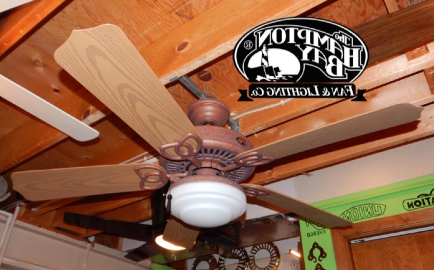 Outdoor Ceiling Fans For Gazebo For Most Up To Date Hampton Bay Gazebo Ceiling Fan (Gallery 14 of 20)