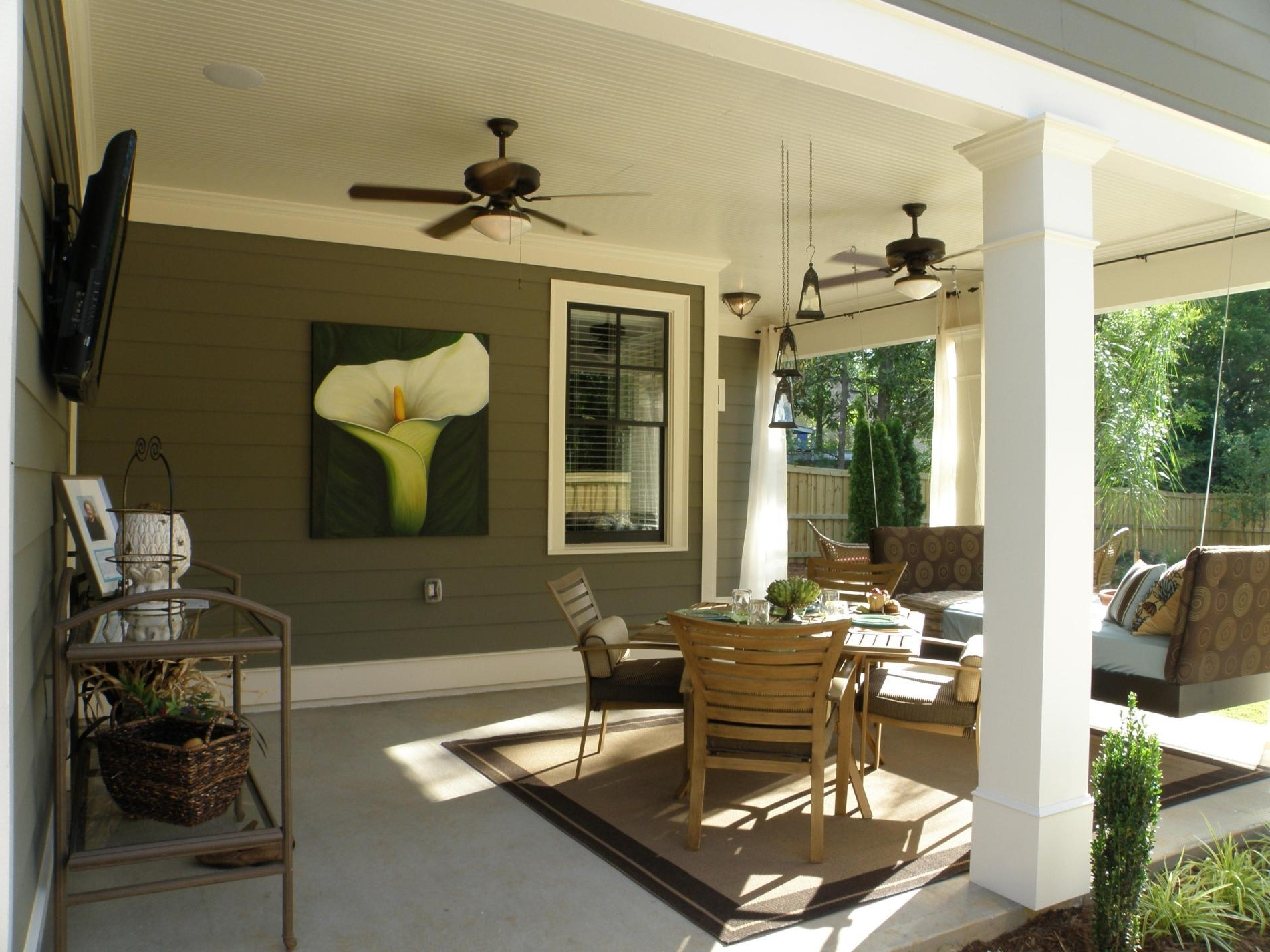 Outdoor Ceiling Fans For Patios Inside Latest Lovable Outdoor Patio Fans Backyard Decorating Pictures 1000 Ideas (Gallery 3 of 20)