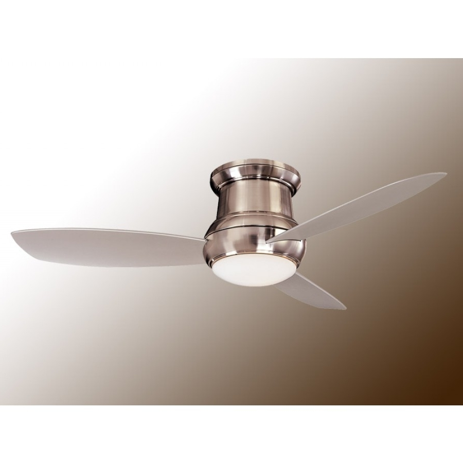 Outdoor Ceiling Fans For Wet Areas Intended For Best And Newest Minka Aire Concept Ii Wet Ceiling Fan – Outdoor Rated Wet Location Fans (View 15 of 20)