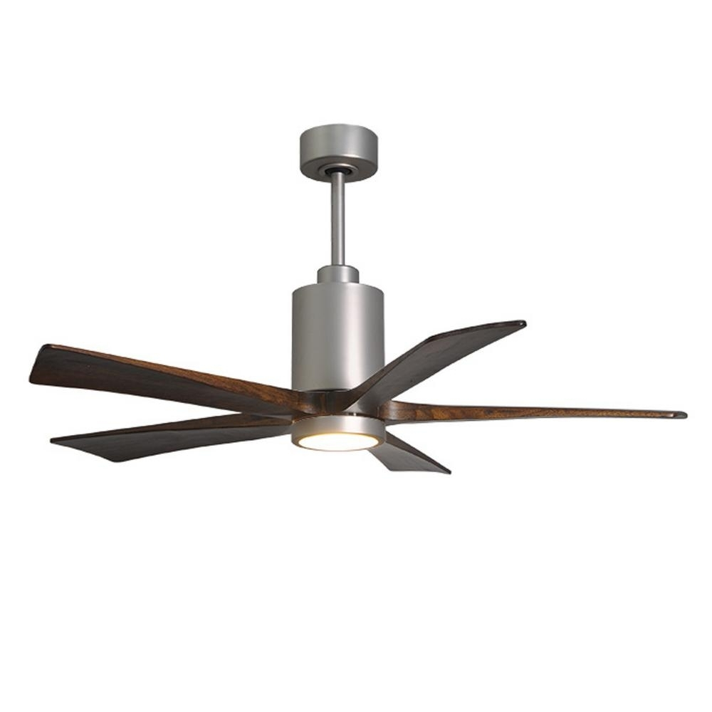 Outdoor Ceiling Fans Under $75 Intended For Most Up To Date Outdoor – Ceiling Fans – Lighting – The Home Depot (View 13 of 20)