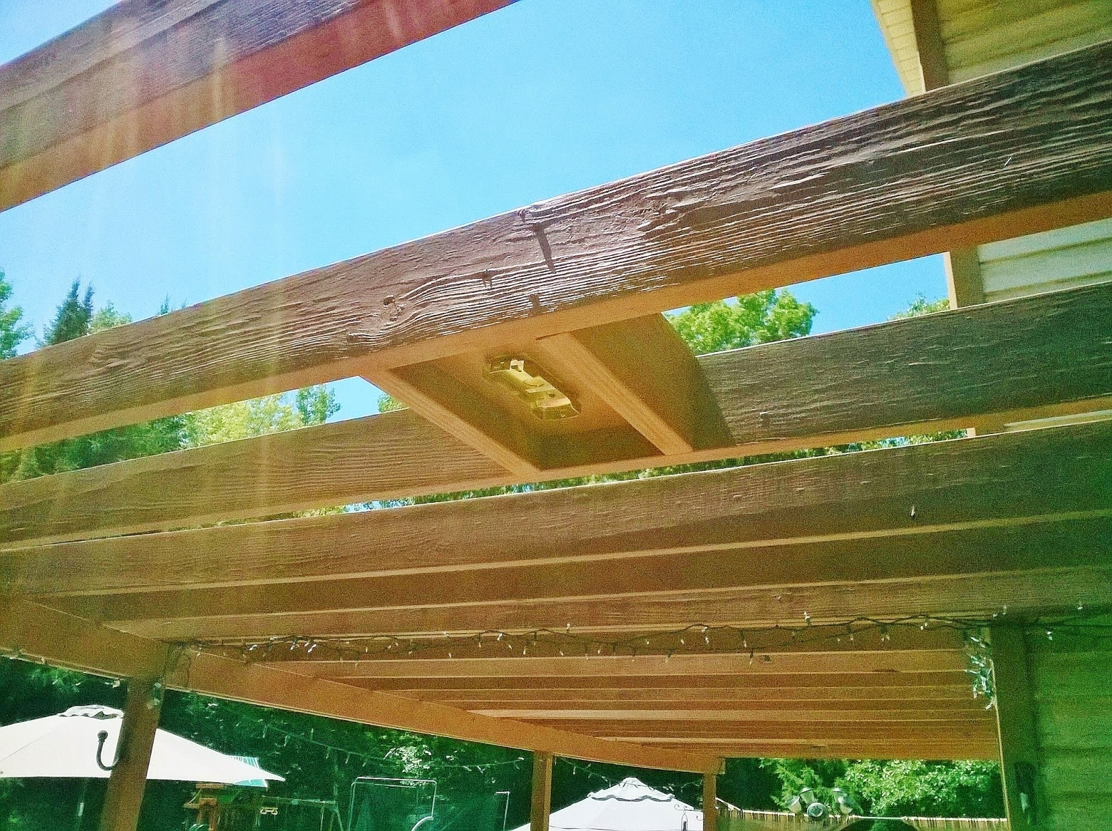 Outdoor Ceiling Fans Under Pergola Inside Newest Indoor To Outdoor Ceiling Fan (Gallery 6 of 20)