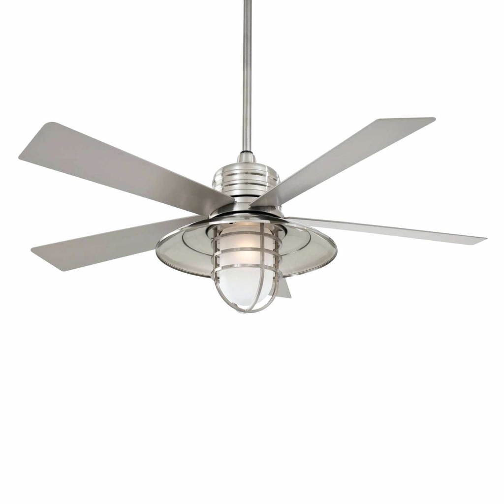 Outdoor Ceiling Fans With Light And Remote Within Most Popular Electronics: Outdoor Ceiling Fan With Lights Elegant Odd Awesome (View 14 of 20)