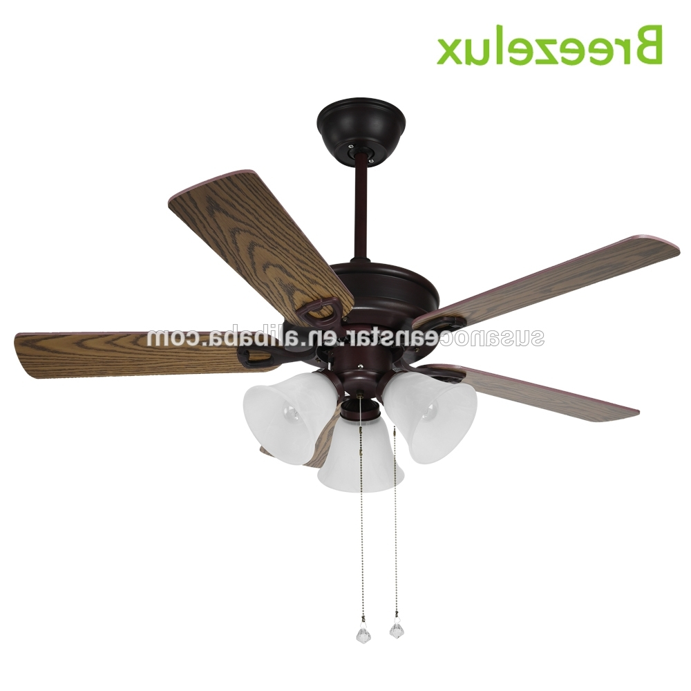 Outdoor Ceiling Fans With Misters In Fashionable China Ceiling Fan, China Ceiling Fan Manufacturers And Suppliers On (View 10 of 20)