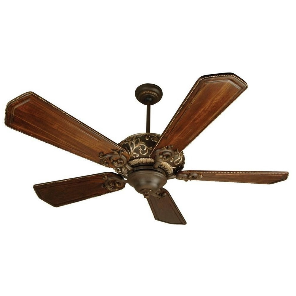 Outdoor Ceiling Fans With Plastic Blades Pertaining To Newest Craftmade Ceiling Fans (View 13 of 20)