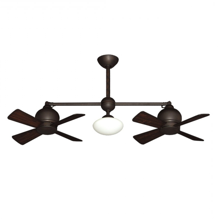 Outdoor Double Oscillating Ceiling Fans Within Preferred Modern Ceiling Fan With Dual Motors (View 14 of 20)