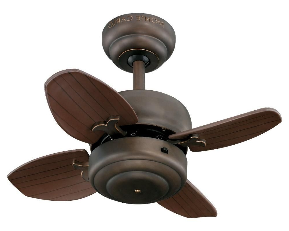 Outdoor In Most Up To Date Mini Outdoor Ceiling Fans With Lights (View 11 of 20)