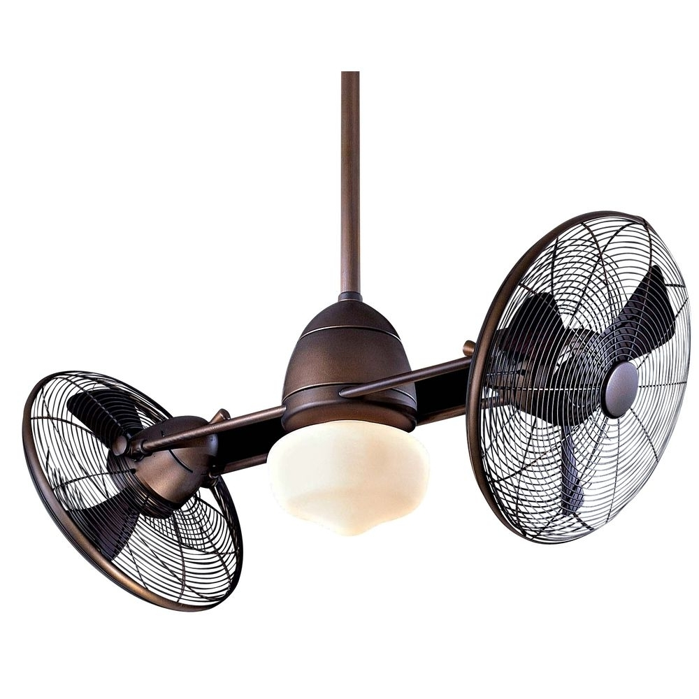 Outdoor Rated Ceiling Fans With Lights Pertaining To Current 42 Inch Wet Rated Ceiling Fan W/ Turbofans And Light Kit (View 10 of 20)