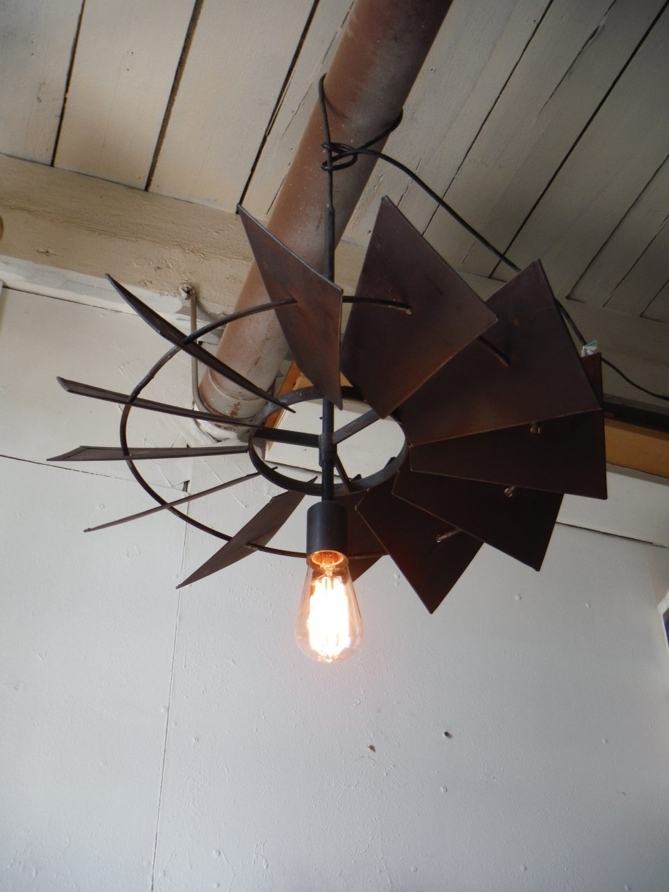 Outdoor Windmill Ceiling Fans With Light Throughout Most Recently Released Windmill Ceiling Fan With Light Kit Great Outdoor Ceiling Fan With (Gallery 2 of 20)