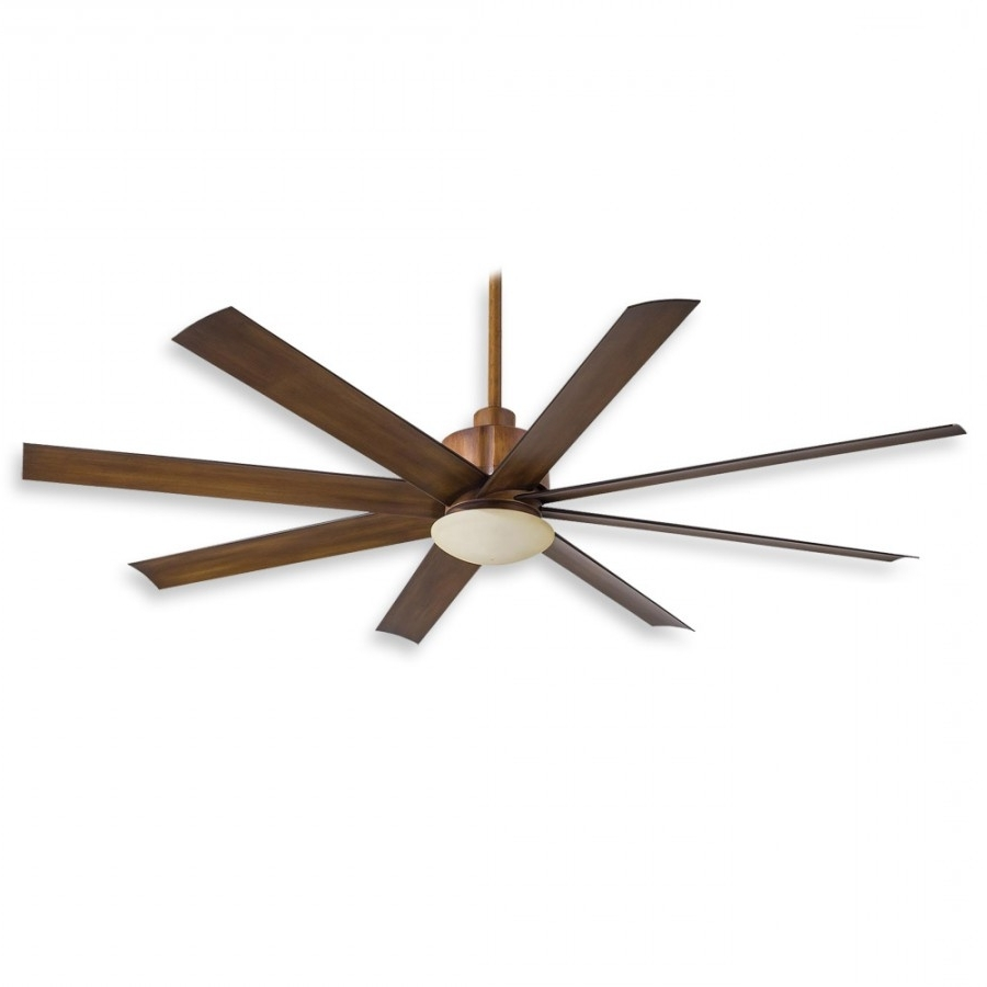 Oversized Outdoor Ceiling Fans Inside 2019 Minka Ceiling Fan 65 Inch Slipstream – 3 Finishes, F888 Orb, F (View 4 of 20)