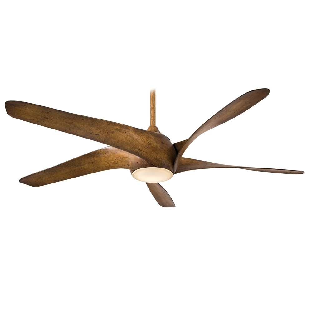 "Oversized Outdoor Ceiling Fans With Regard To 2018 Large Ceiling Fans With Big Fan Blades – 60"" Up To 120"" Spans (View 15 of 20)"