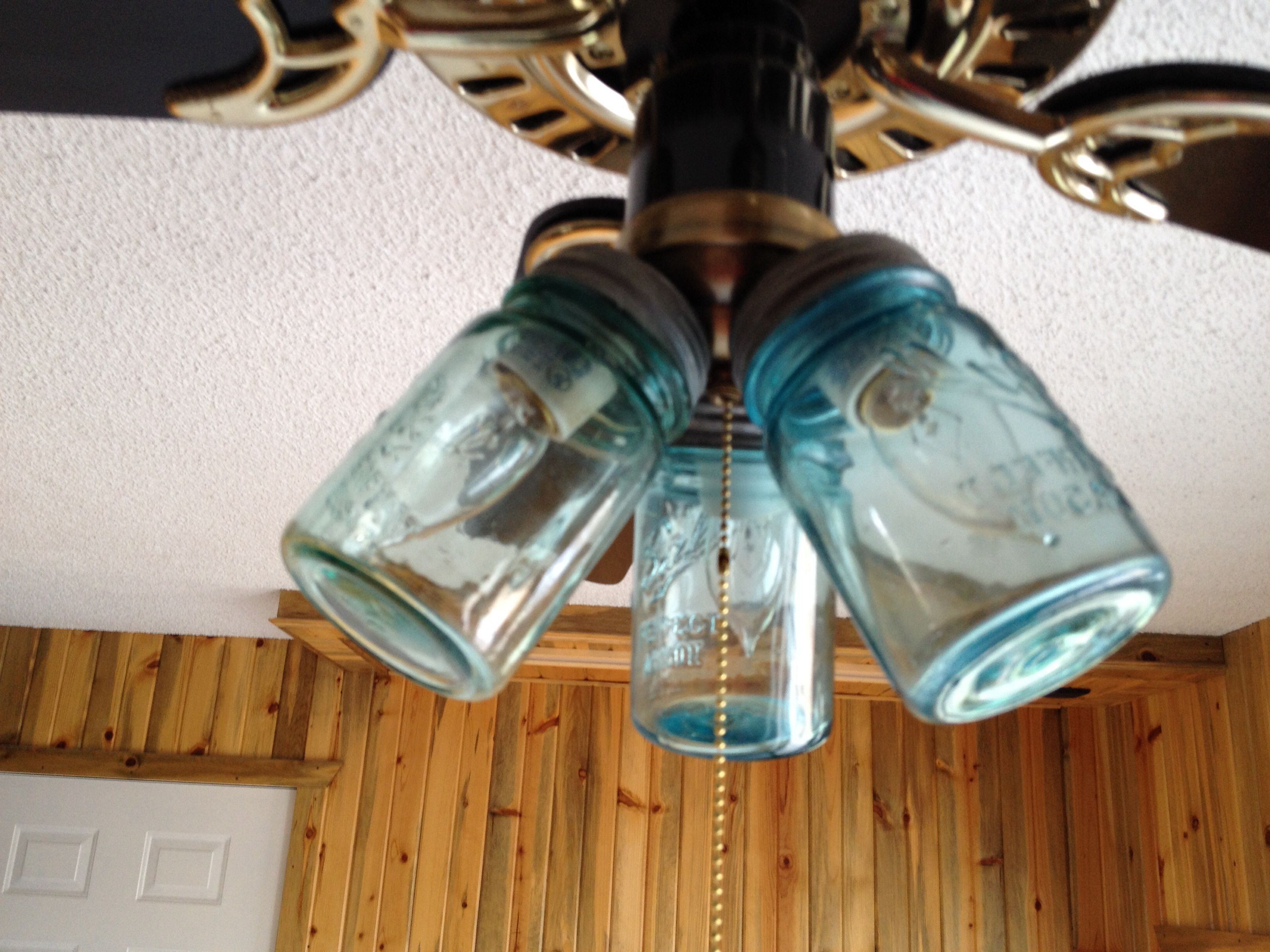 Pinterest Regarding Outdoor Ceiling Fans With Mason Jar Lights (View 18 of 20)
