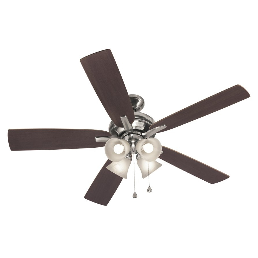 Popular Ceiling Fans – Outdoor, Lights, Modern & More (Gallery 10 of 20)