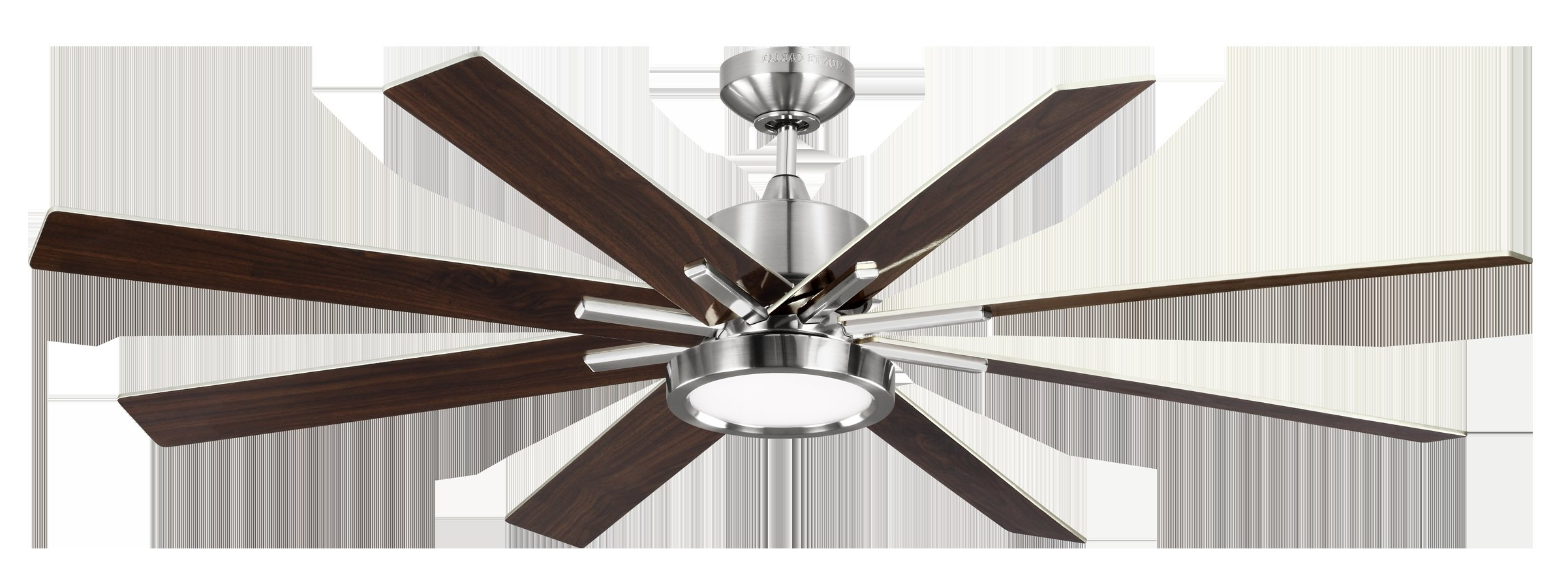 "Popular Outdoor Ceiling Fans With Remote With Regard To Wade Logan 60"" Woodlynne 8 Blade Outdoor Ceiling Fan With Remote (Gallery 8 of 20)"