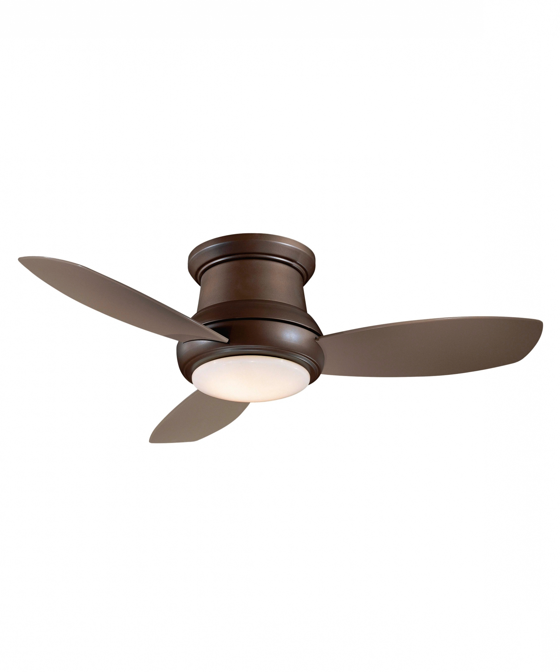 Preferred Home Decor: Growth Flush Mount Outdoor Ceiling Fan With Light Fans Within Flush Mount Outdoor Ceiling Fans (Gallery 15 of 20)