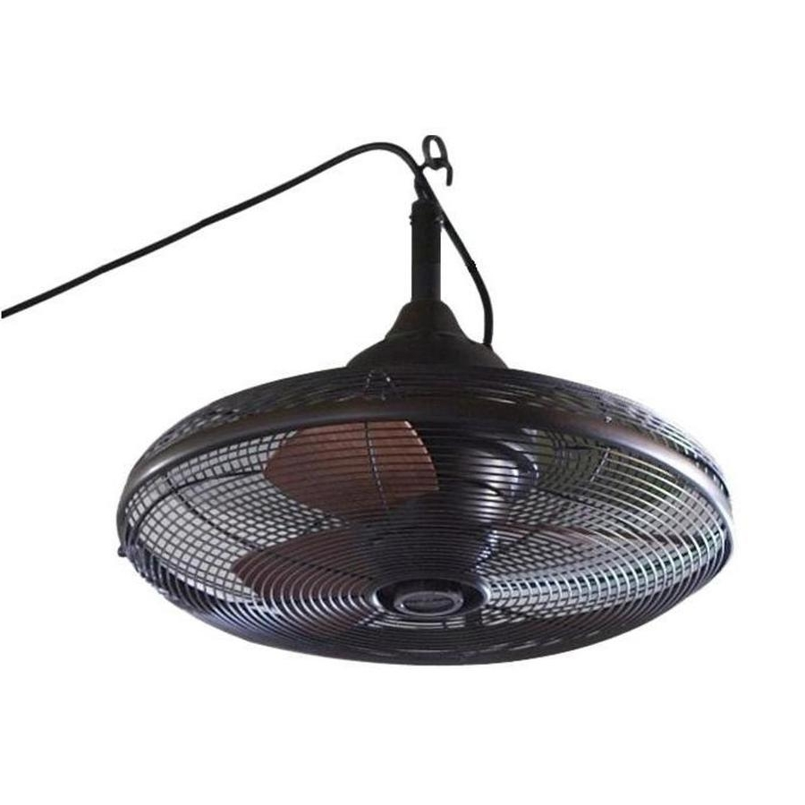 Featured Photo of Outdoor Ceiling Fans for Canopy