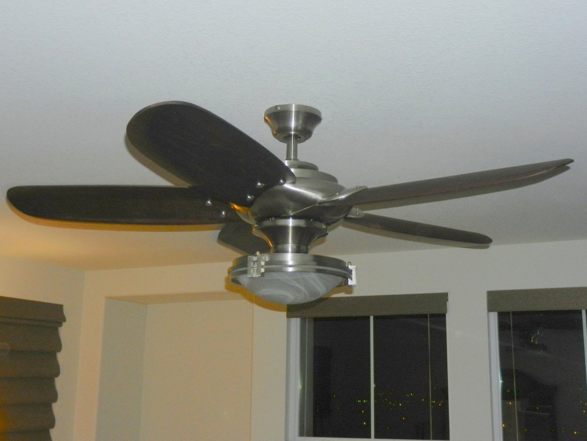 Quality Outdoor Ceiling Fans Regarding Most Up To Date Enthralling Myths Along With Outdoor Ceiling Fan To Beautiful (Gallery 12 of 20)