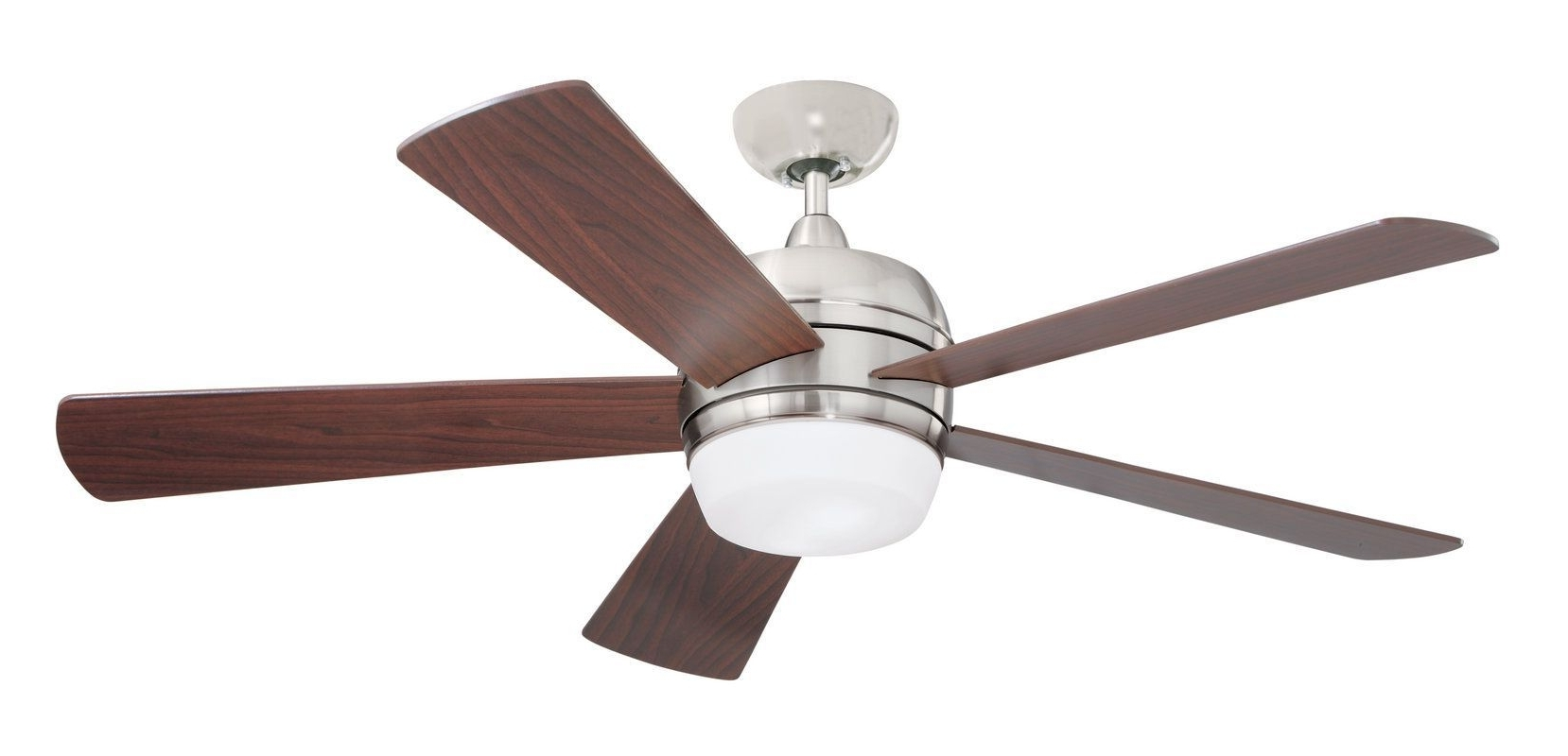 "Recent Emerson Cf930 Atomical 52"" 5 Blade Ceiling Fan – Blades And Light Throughout Emerson Outdoor Ceiling Fans With Lights (View 16 of 20)"