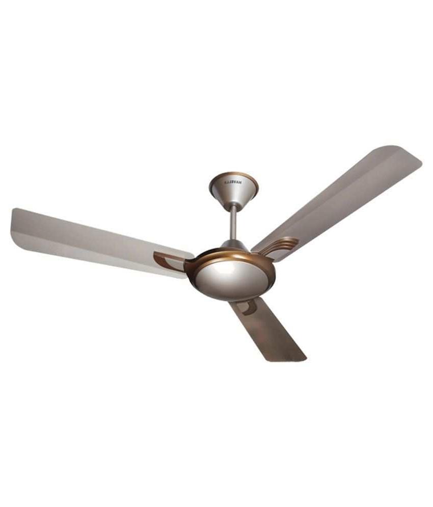 Recent Outdoor Ceiling Fans With Misters Fresh Havells 1200 Mm Areole Regarding Outdoor Ceiling Fans With Misters (View 16 of 20)