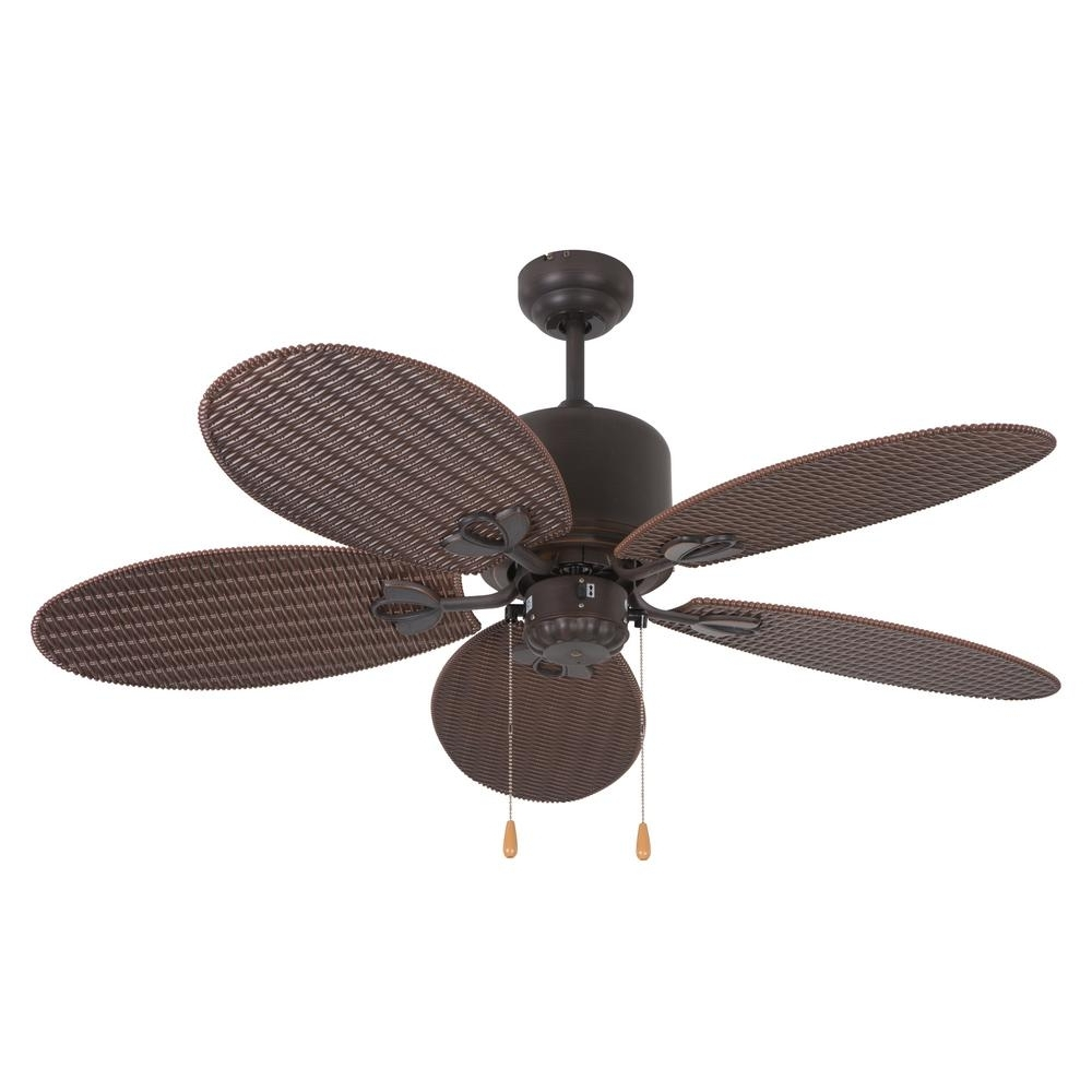 Recent Tropical Outdoor Ceiling Fans With Lights With Regard To Tropical Ceiling Fans With Light Regarding Motivate (View 7 of 20)