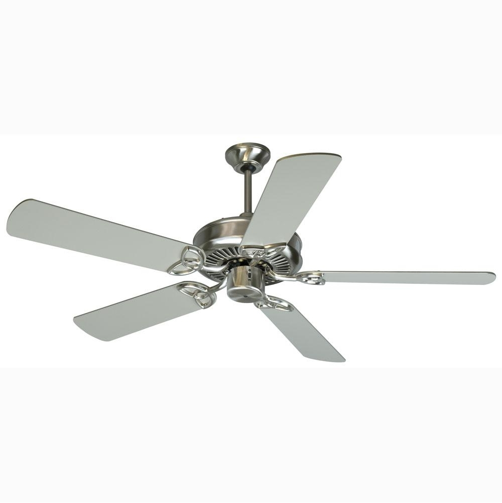 Stainless Steel Outdoor Ceiling Fans Within Fashionable Stainless Steel Ceiling Fan, Steel Ceiling Fan – Cliff Drive (View 18 of 20)