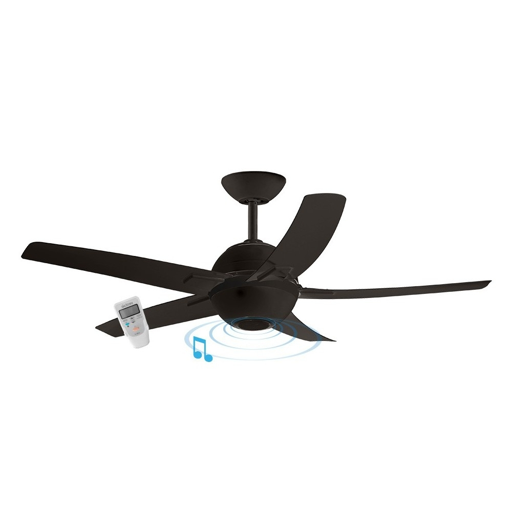Symphony – Ventair Intended For Latest Outdoor Ceiling Fan With Bluetooth Speaker (View 8 of 20)