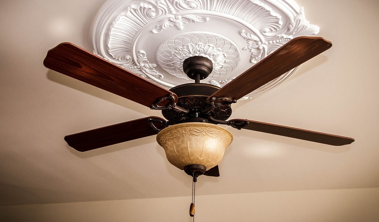 Top 10 Best Ceiling Fans Of 2018 – Reviews Within Newest Outdoor Ceiling Fans Under $ (View 13 of 20)