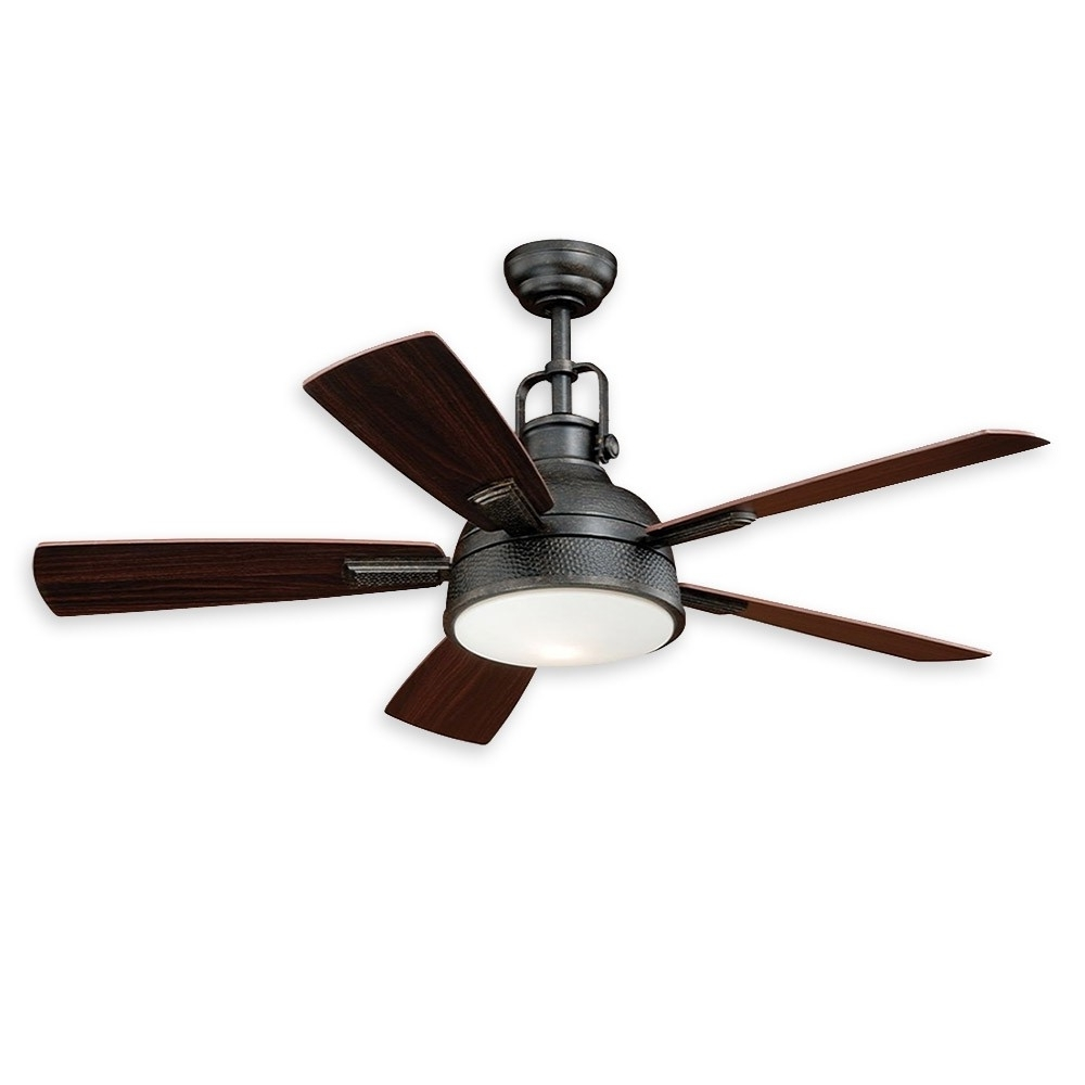 Traditional Ceiling Fans – Shop Ceiling Fansstyle For Latest 72 Predator Bronze Outdoor Ceiling Fans With Light Kit (View 18 of 20)