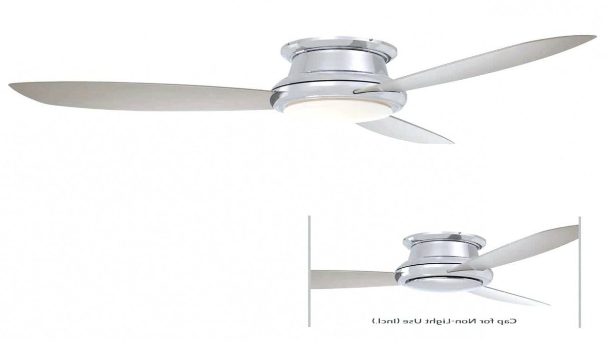 Trendy Flush Mount Ceiling Fan With Remote 36 Flush Mount Ceiling Fan With Pertaining To 36 Inch Outdoor Ceiling Fans With Light Flush Mount (View 19 of 20)