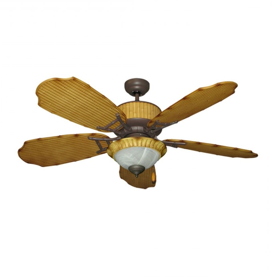 Trendy Gulf Coast Fans, Cabana Breeze, Outdoor Ceiling Fan Regarding Outdoor Ceiling Fans With Lantern (View 20 of 20)