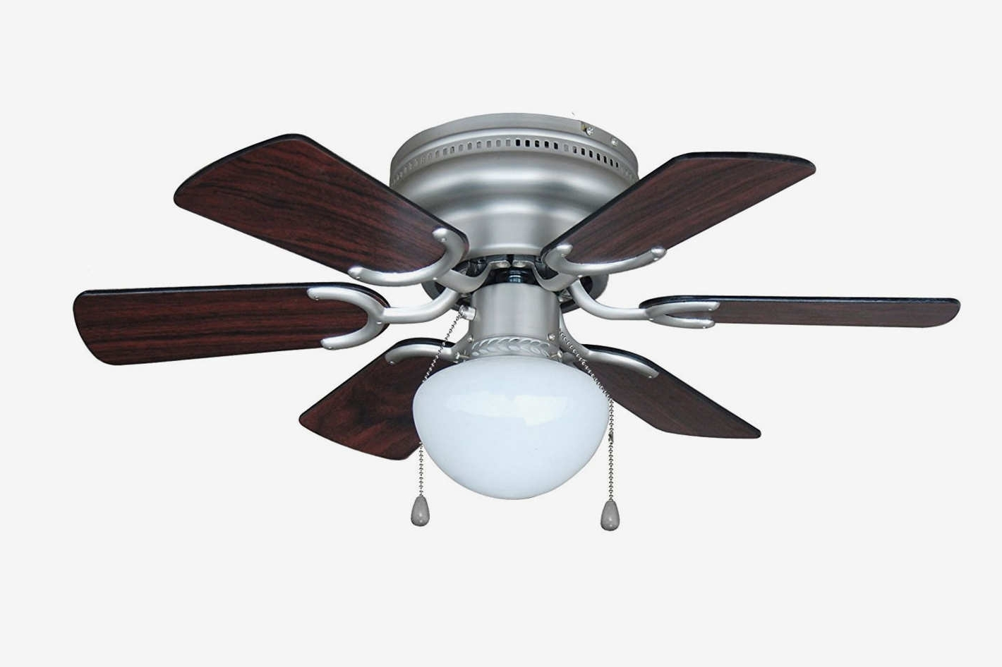 Trendy The 9 Best Ceiling Fans On Amazon 2018 Within Outdoor Ceiling Fan With Light Under $ (View 20 of 20)