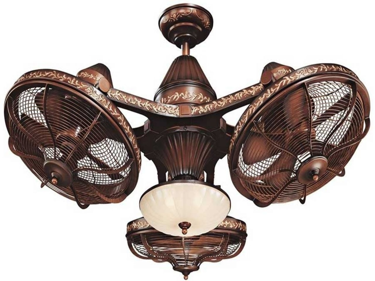 Tropical Outdoor Ceiling Fans With Regard To Well Known Hunter Tropical Outdoor Ceiling Fans (View 15 of 20)