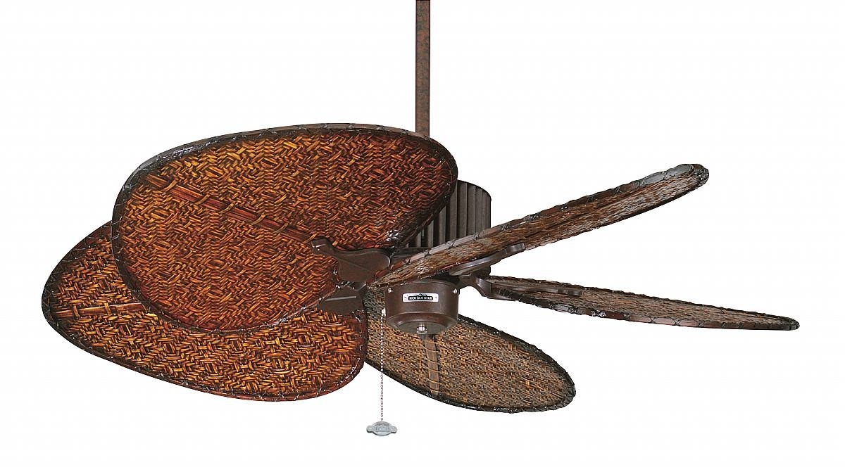 Tropical Outdoor Ceiling Fans Within Recent Home Lighting Tropical Ceiling Fan Tropical Ceiling Fans Model Fan (View 17 of 20)