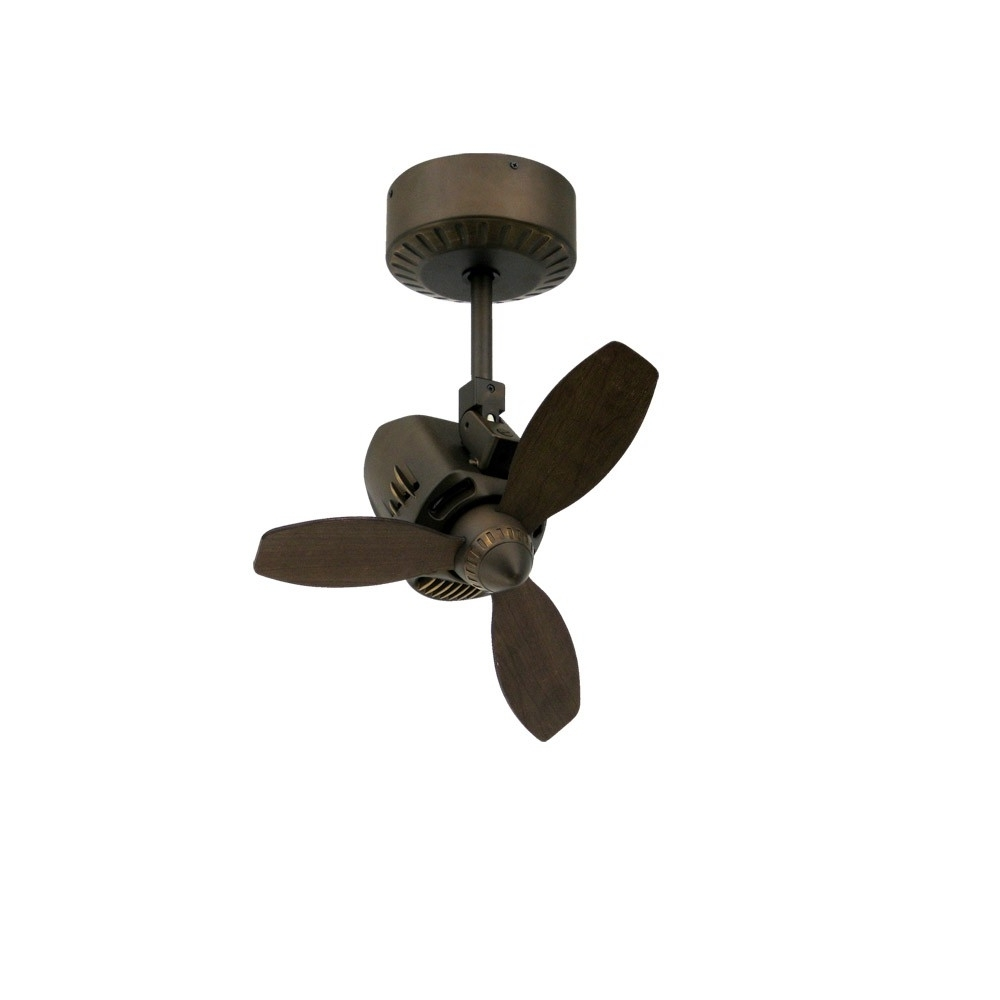 Troposair Mustang Oscillating Ceiling Fan – Oil Rubbed Bronze Finish Inside Well Liked Oil Rubbed Bronze Outdoor Ceiling Fans (View 18 of 20)