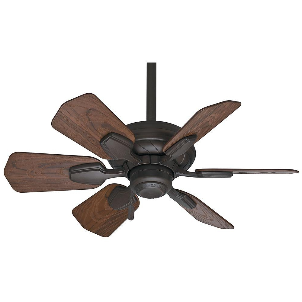 Vertical Outdoor Ceiling Fans For Most Recently Released Casablanca Wailea 31 In (View 8 of 20)