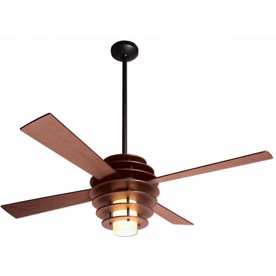 Vertical Outdoor Ceiling Fans In Most Recently Released Stella® Ceiling Fanmodern Fan Company (Gallery 14 of 20)
