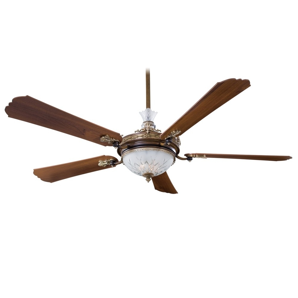 Victorian Style Outdoor Ceiling Fans Inside Most Popular Ornate Ceiling Fans – Shop Ceiling Fansstyle (Gallery 7 of 20)