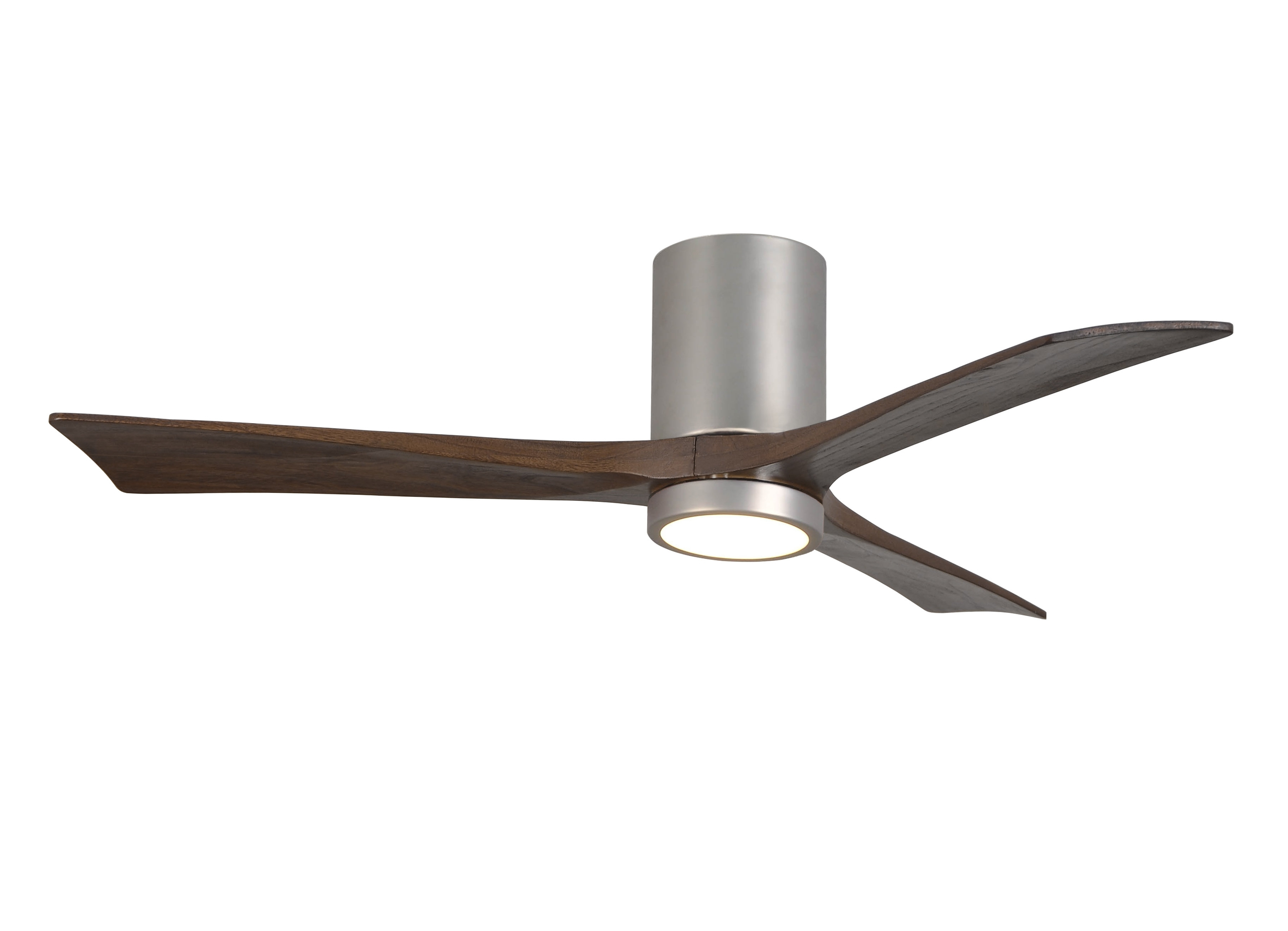"Wade Logan 52"" Rosalind 3 Blade Hugger Ceiling Fan With Wall Remote With Regard To Current Outdoor Ceiling Fans Under $ (View 17 of 20)"