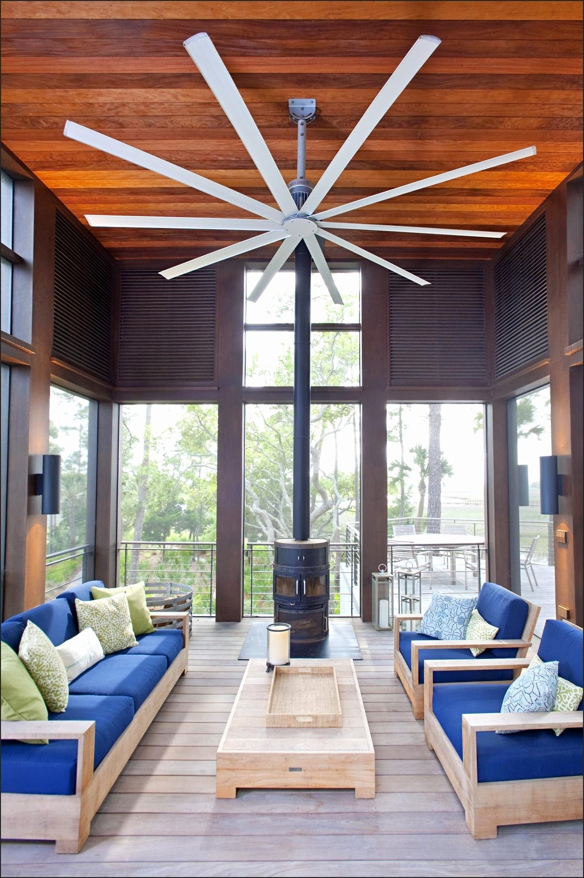 Water Misters For Patios Best Of 50 Awesome Outdoor Ceiling Fans With Regard To Recent Outdoor Ceiling Fans With Misters (View 11 of 20)