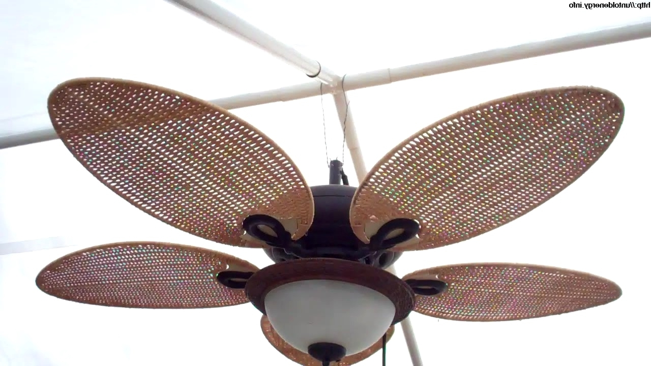 Waterproof Outdoor Ceiling Fans With Regard To Most Recently Released Beautiful Outdoor Ceiling Fans Waterproof Gallery (View 18 of 20)