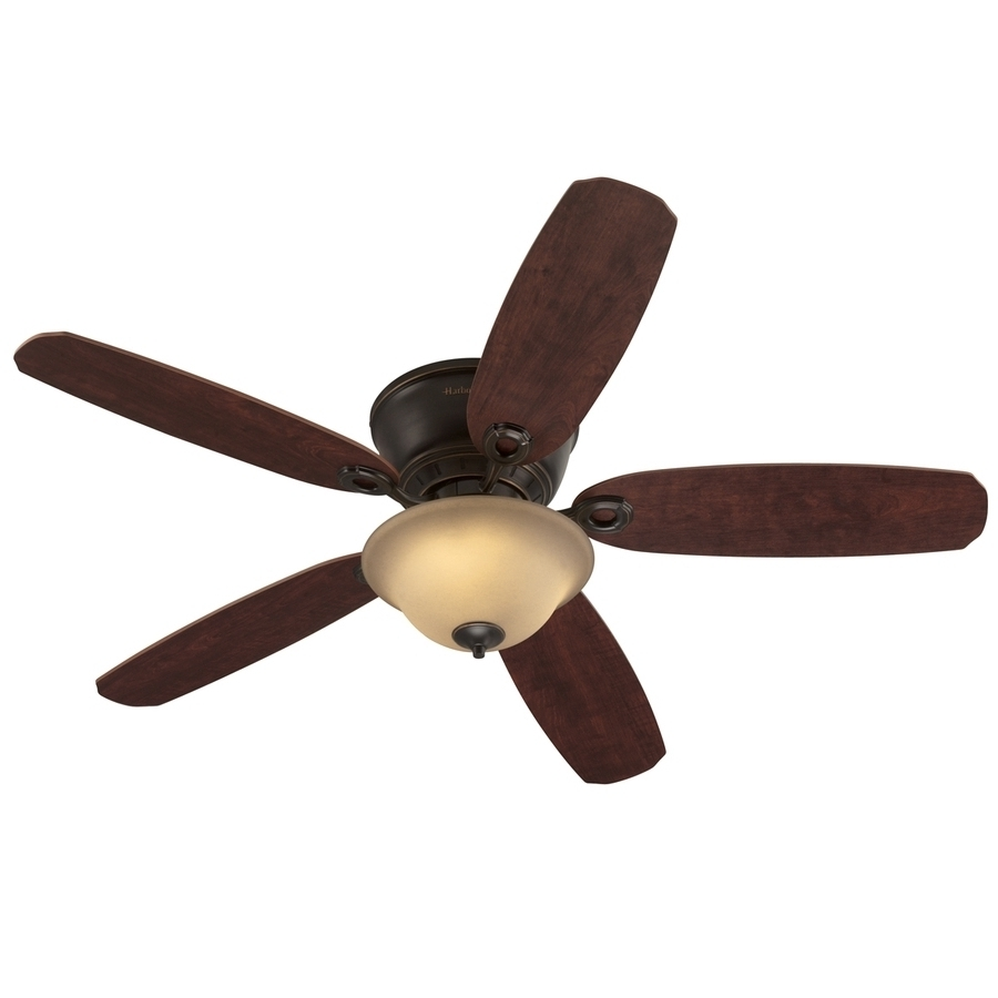 Wayfair Outdoor Ceiling Fans With Most Recent Low Profile Ceiling Fan Fan All Fans Wayfair Outdoor With, Low (View 11 of 20)