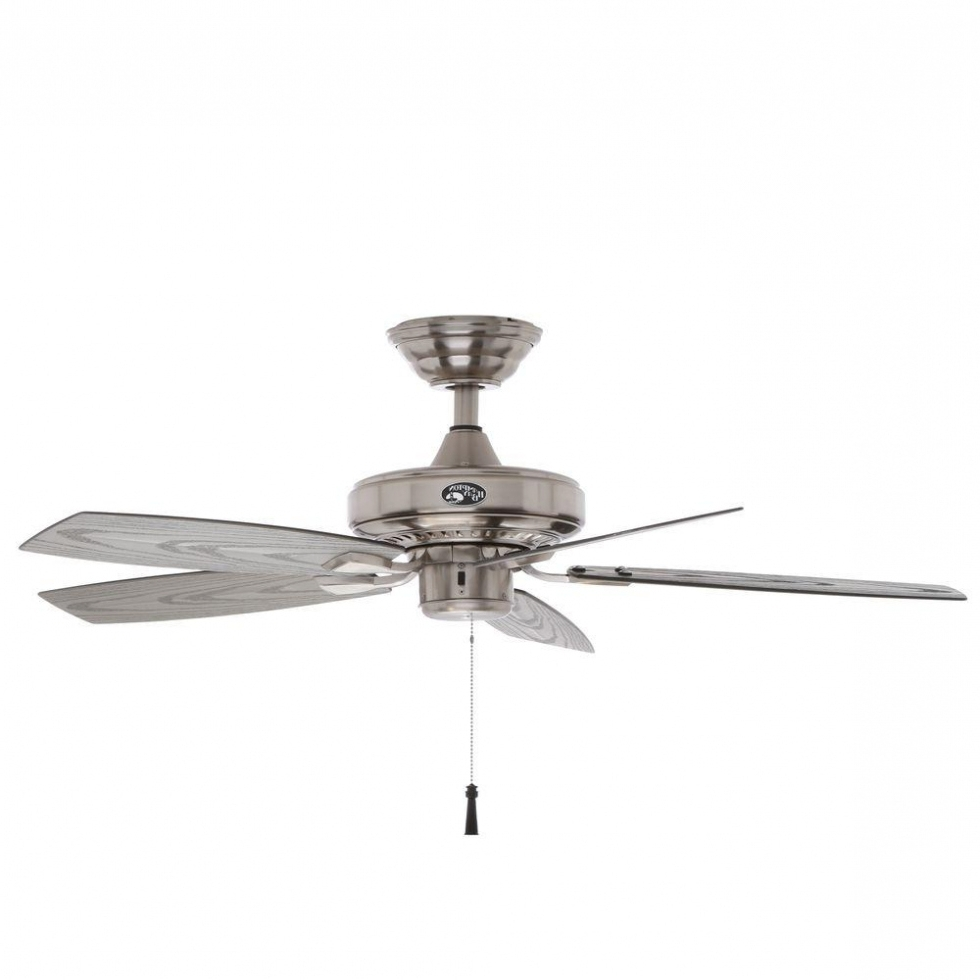 Well Known 42 Inch Outdoor Ceiling Fans Throughout Home Decor: Hampton Bay Gazebo Ii 42 In (View 18 of 20)