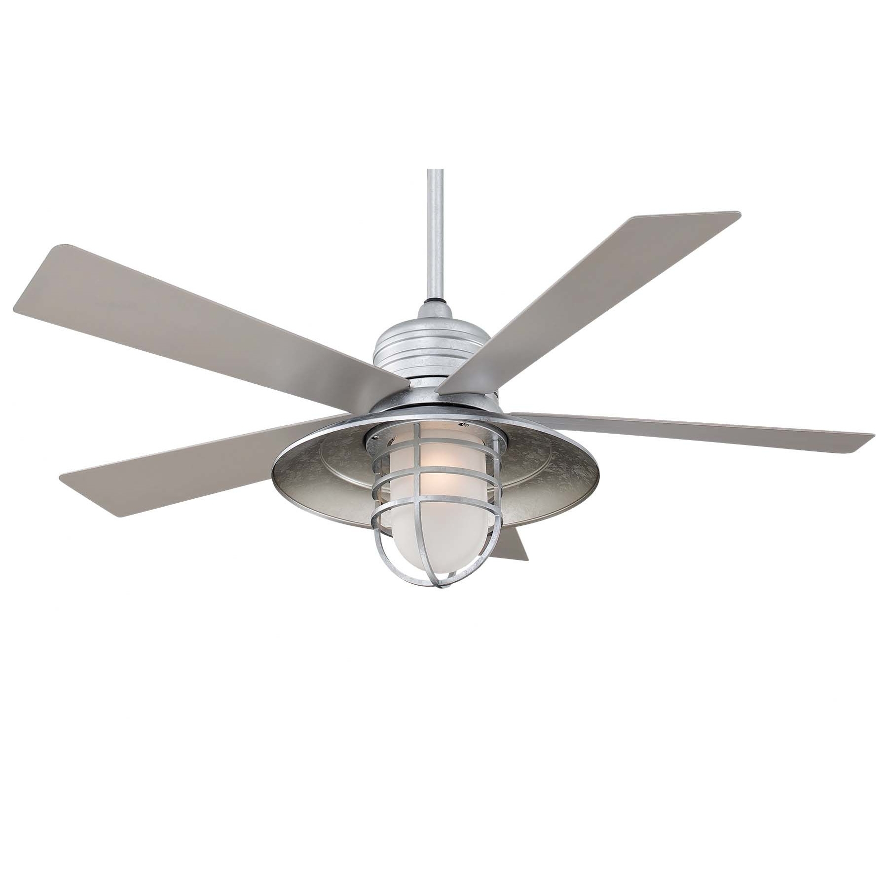 Well Known 42 Wayfair Ceiling Fans, Minka Aire 54Quot; Rainman 5 Blade Indoor Intended For Wayfair Outdoor Ceiling Fans With Lights (View 18 of 20)
